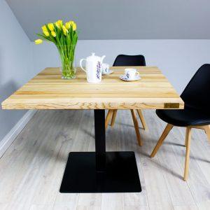 Rustykalny Stół Drewniany na Zamówienie