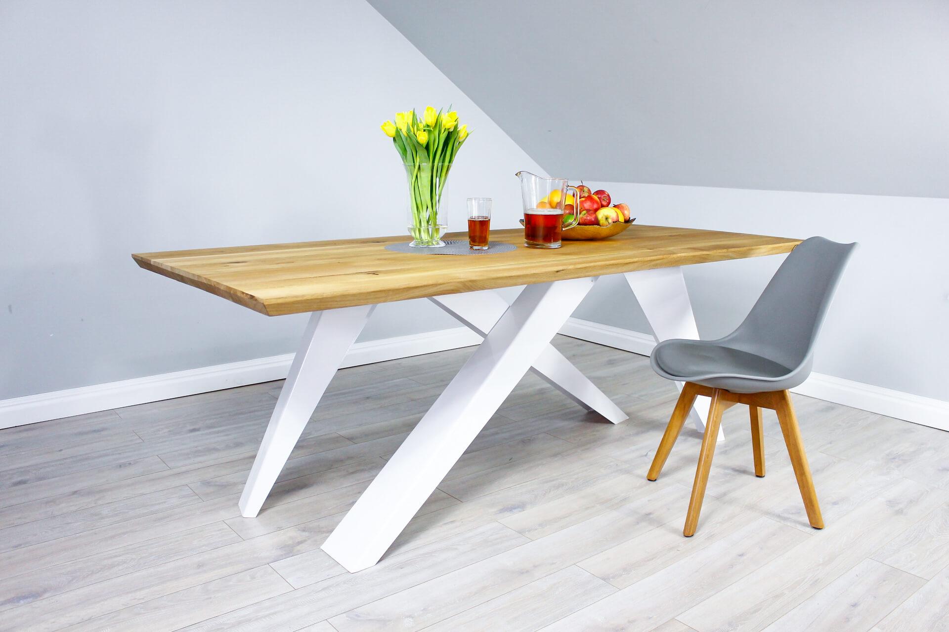 Stół Kuchenny Jesionowy
