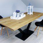 Stół do jadalni z drewna litego